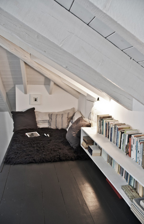 Wohnen Unter Der Dachschrage Sweet Home