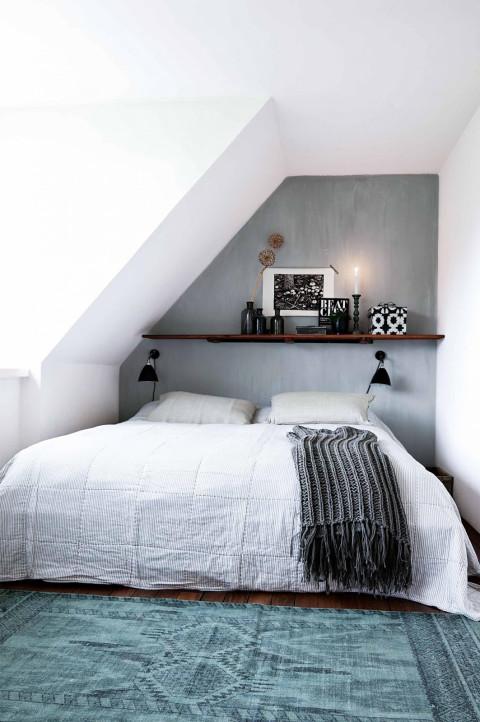 Nochmals Ein Farbtipp, Der Wunder Wirkt: Streichen Sie Die Untere Hälfte  Der Wände, Verbinden Sie So Die Möbel Mit Dem Raum Und Lenken Sie Von Einem  Hohen ...