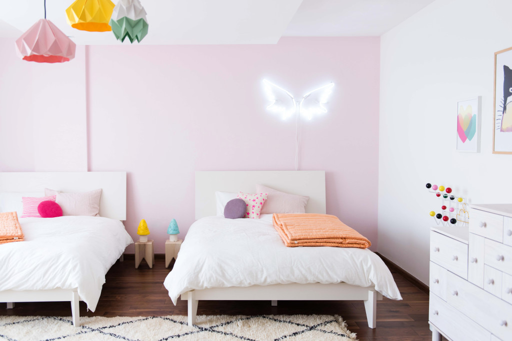 10 ideen f r sch nere kinderzimmer sweet home. Black Bedroom Furniture Sets. Home Design Ideas