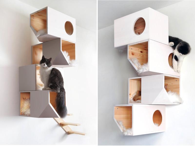alles m bel f r die katz sweet home. Black Bedroom Furniture Sets. Home Design Ideas