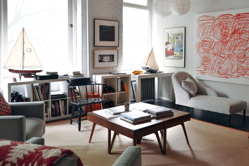 Wohnzimmer Ideen Terracotta Couch Wohndesign
