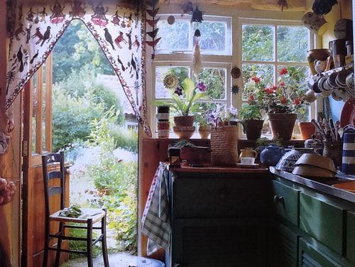 tr umen in der countryk che sweet home. Black Bedroom Furniture Sets. Home Design Ideas