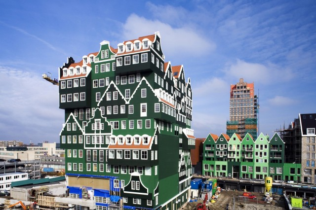 Patchwork architektur sweet home - Architektur amsterdam ...