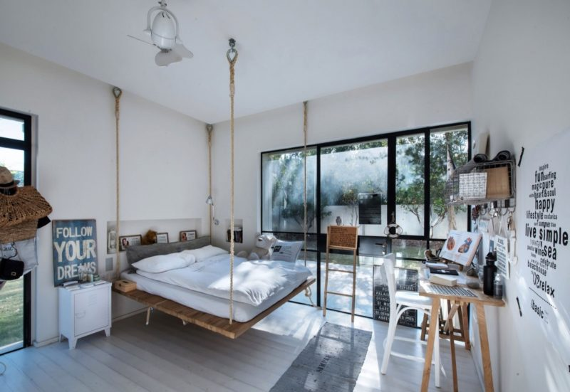 Industrieller Loftstil Für Die Villa Sweet Home