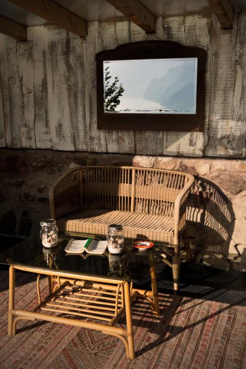 Sweet Home bei Simone Ott und Reto Caduff in Filzbach ; Copyright Rita Palanikumar