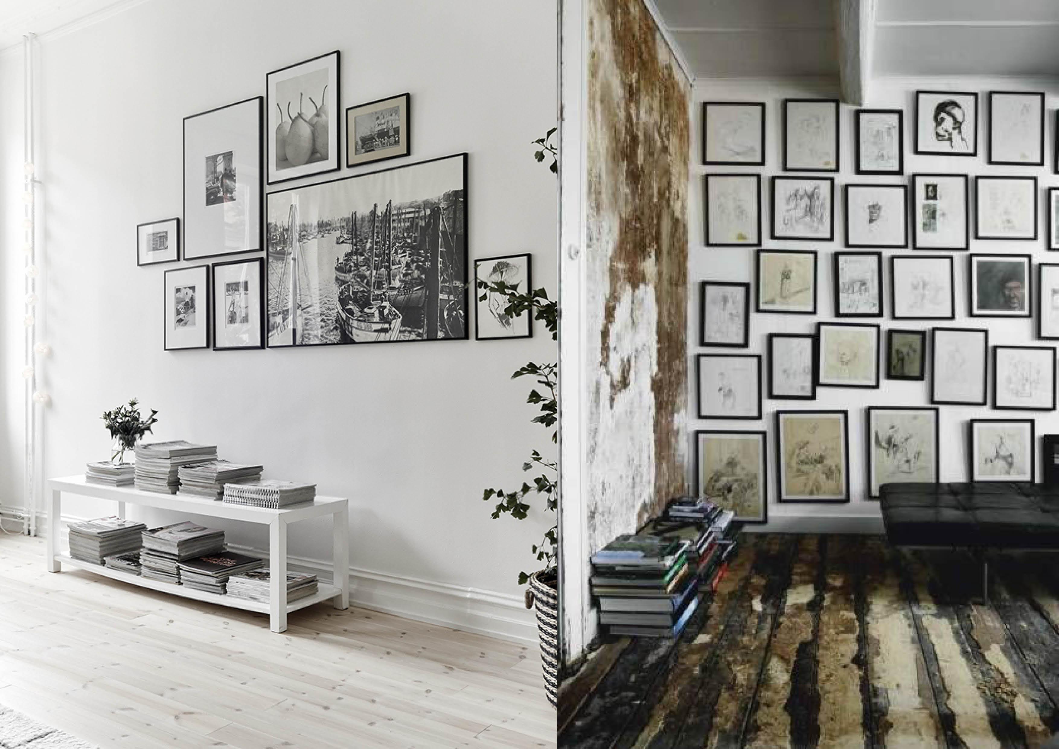 Wie hängt man Bilder richtig auf? | Sweet Home