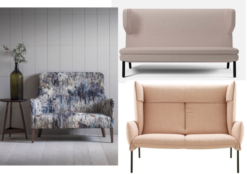 stellen sie das sofa an den tisch. Black Bedroom Furniture Sets. Home Design Ideas