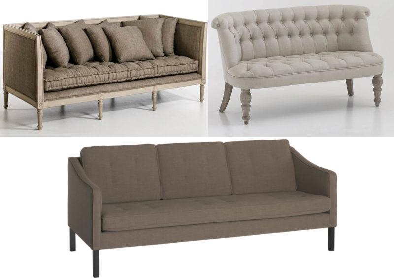 Liegelandschaft Sofa stellen sie das sofa an den tisch