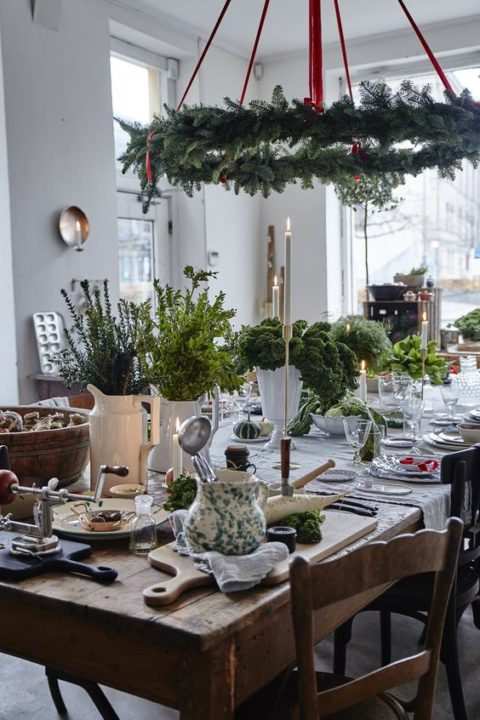 Weihnachtstisch Dekorieren die schönsten dekorationsideen für den weihnachtstisch | sweet home