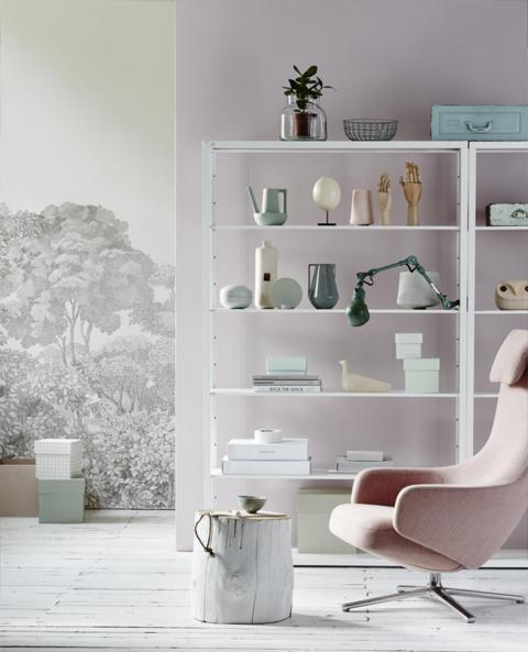 eine ausstellung auf etagen sweet home. Black Bedroom Furniture Sets. Home Design Ideas