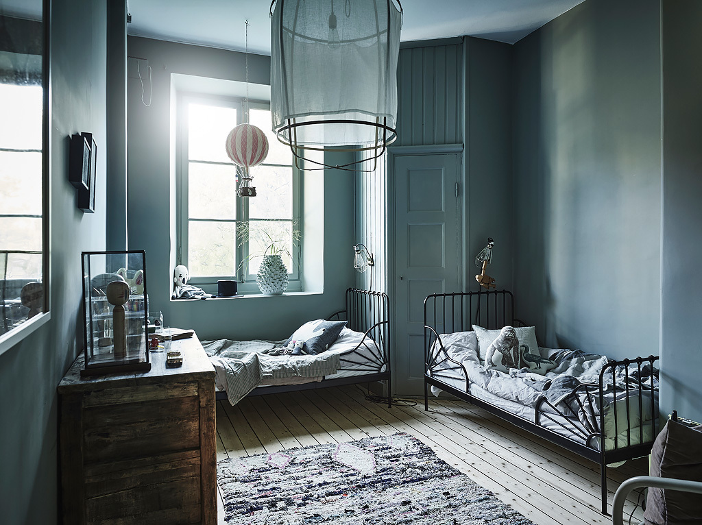kinderzimmer im boho style sweet home. Black Bedroom Furniture Sets. Home Design Ideas