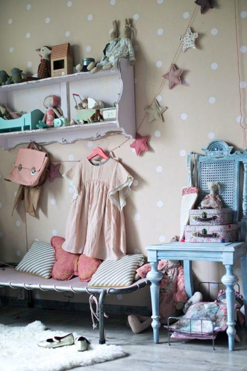 kinderzimmer im boho style sweet home. Black Bedroom Furniture Sets. Home Design Ideas