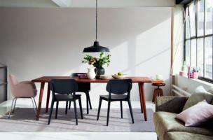 neue ideen im esszimmer sweet home. Black Bedroom Furniture Sets. Home Design Ideas