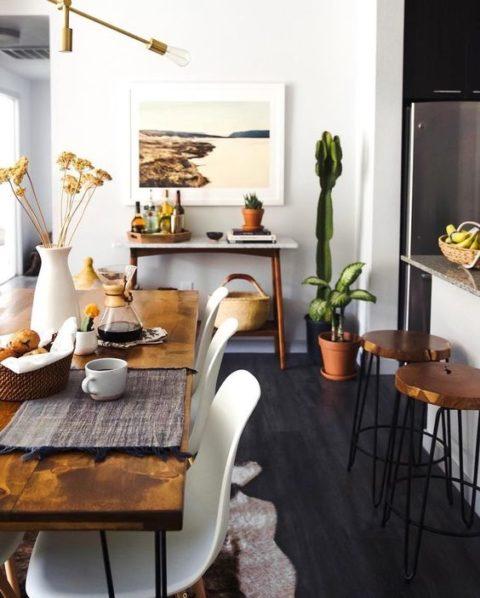 Diese esszimmer sind zum sitzenbleiben sweet home - Designerstuhle esszimmer ...