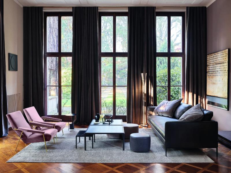 Wählen Sie Lieber Grünen Samt Für Ihre Relaxinsel Im Wohnzimmer. Der Ist  Nämlich Mindestens So Elegant, Viel Cooler, Total Angesagt Und Erst Noch ...