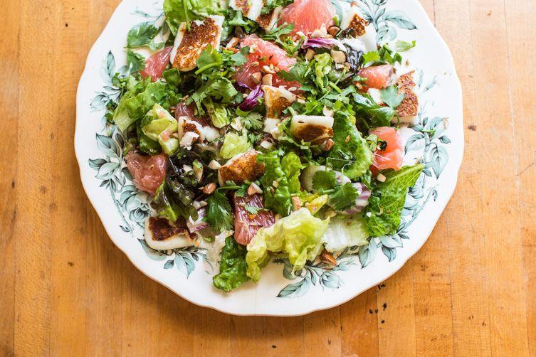 Sieben frische Sommersalate