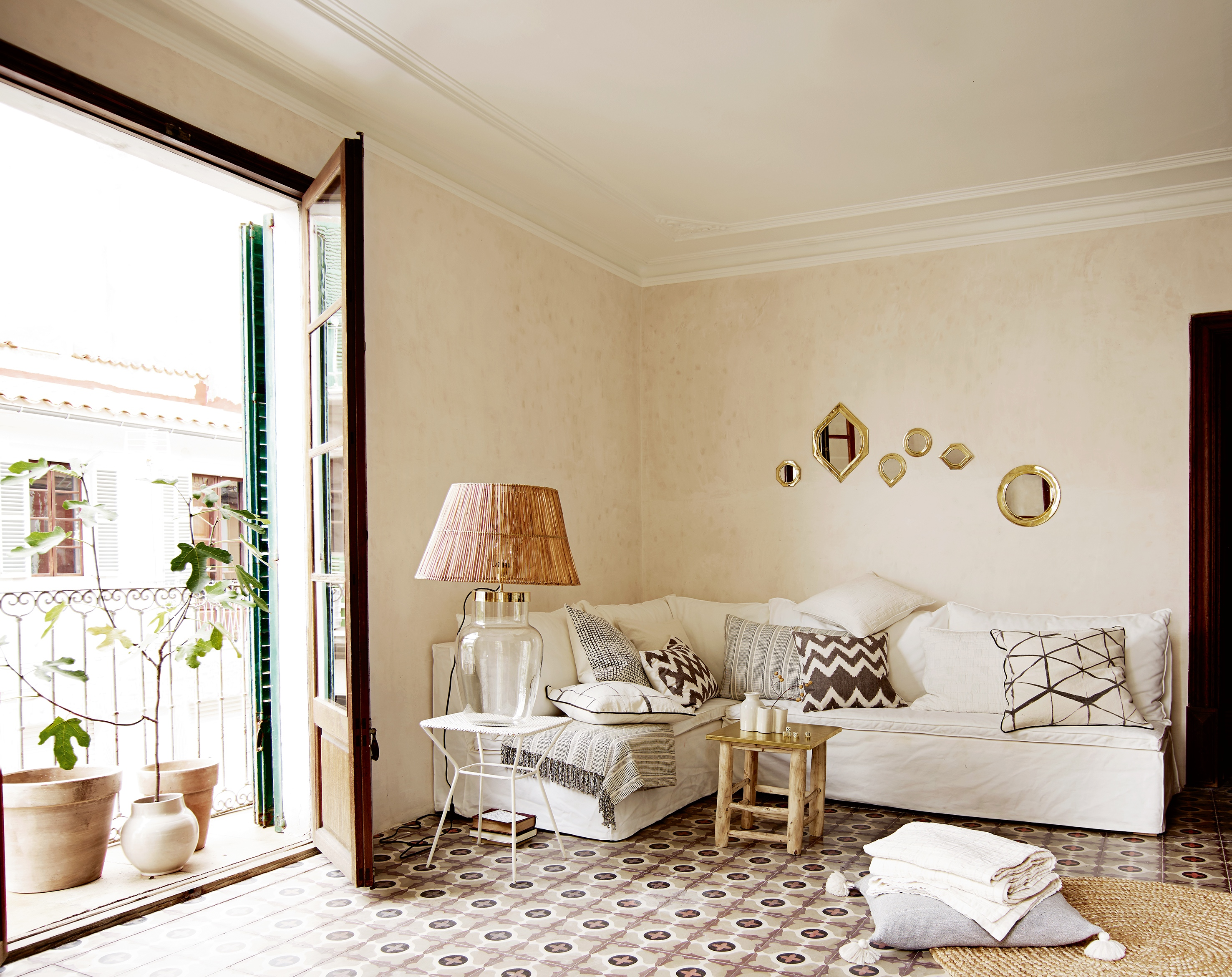 wohnen wie in den ferien. Black Bedroom Furniture Sets. Home Design Ideas