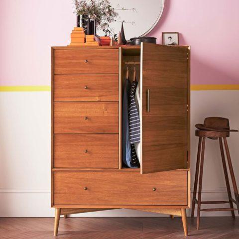 Mit Farbe Sieht Jedes Möbelstück Ganz Anders Aus. Wenn Sie Also Eine  Hochkommode Als Fundstück Aufstöbern Und Finden, Dass Sie Etwas Stilhilfe  Benötigt, ...