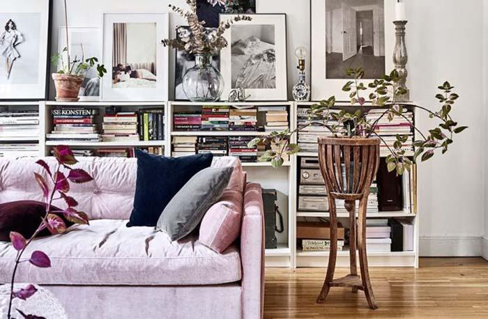 Ein Bücherregal Muss Nicht Gleich Wie Eine Wohnwand Aussehen. Wer Sich Für  Ein Tiefes Regal Entscheidet, Schafft Sich Gleich Noch Ein Sideboard Und  Viel ...