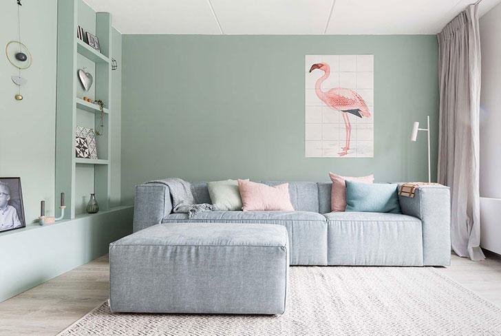 1 diskret integriert - Fantastisch Welche Farbe In Welchem Raum