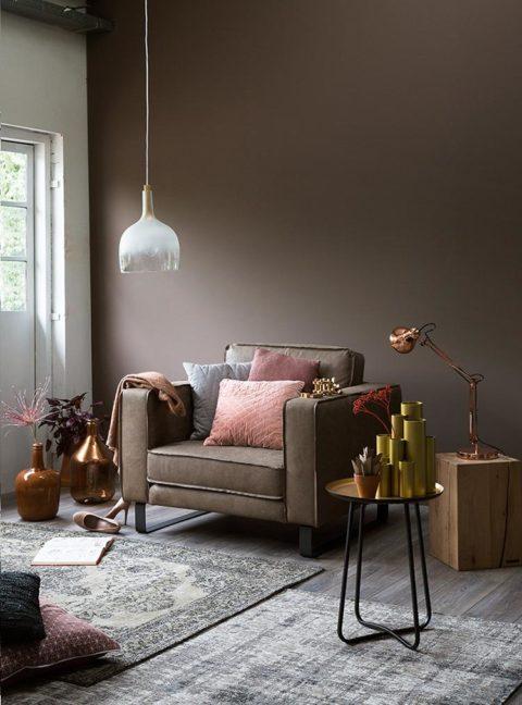 ... Das Grau, Hat Auch Taupe Eine Eigenschaft, Die Jedem Raum Guttut U2013 Es  Ist Elegant. Und Es Lässt Auch Andere Farben, Möbel Und Dinge Elegant  Wirken.