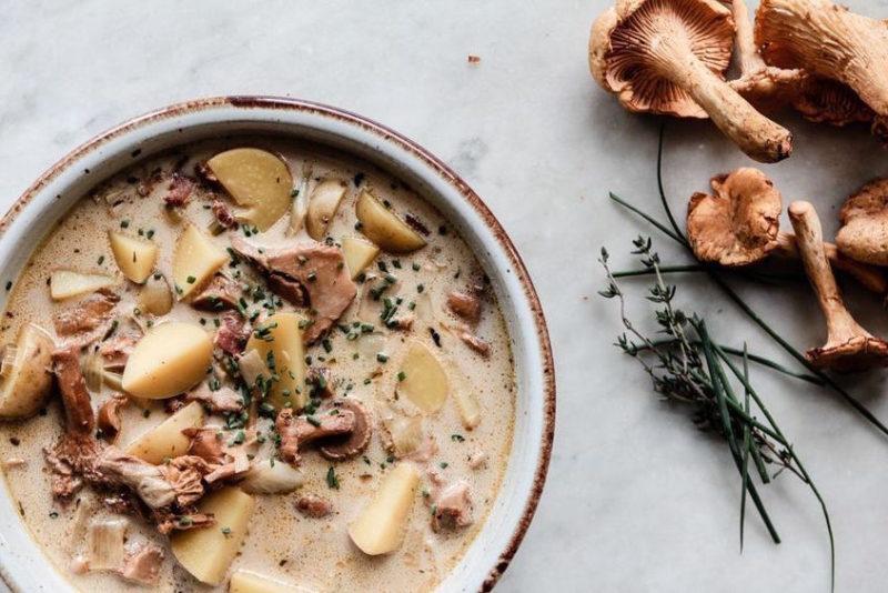 Sieben super Suppen