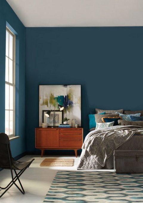 glamour auf die moderne art. Black Bedroom Furniture Sets. Home Design Ideas