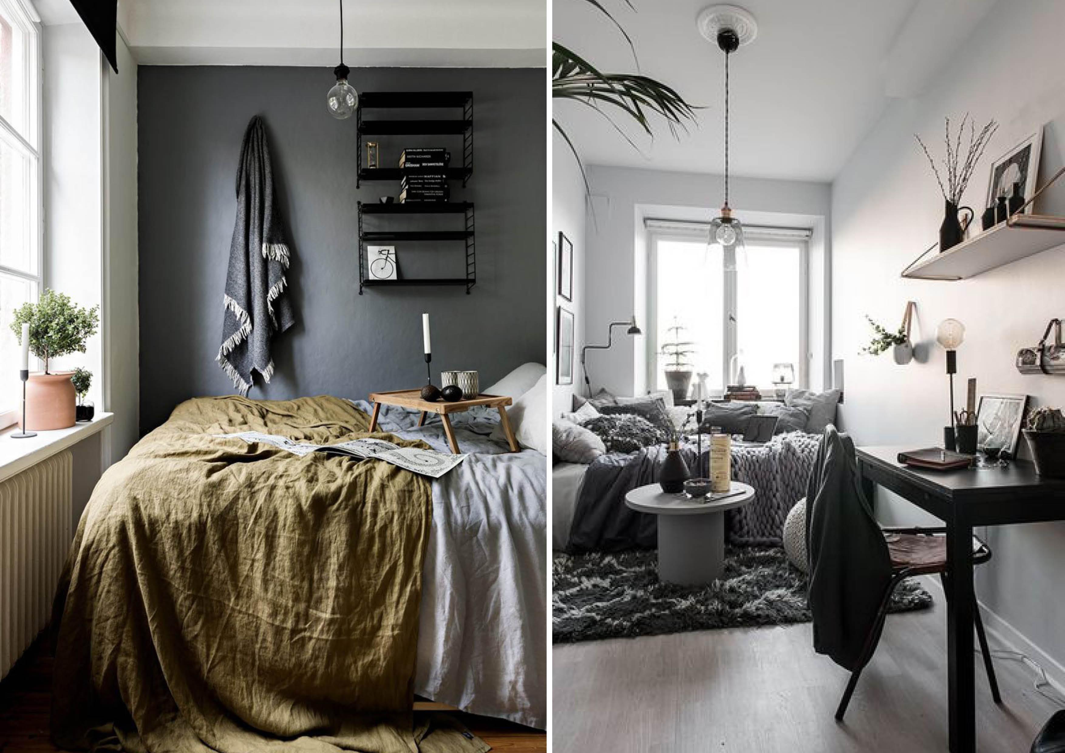 10 Wohnideen Für Enge Räume