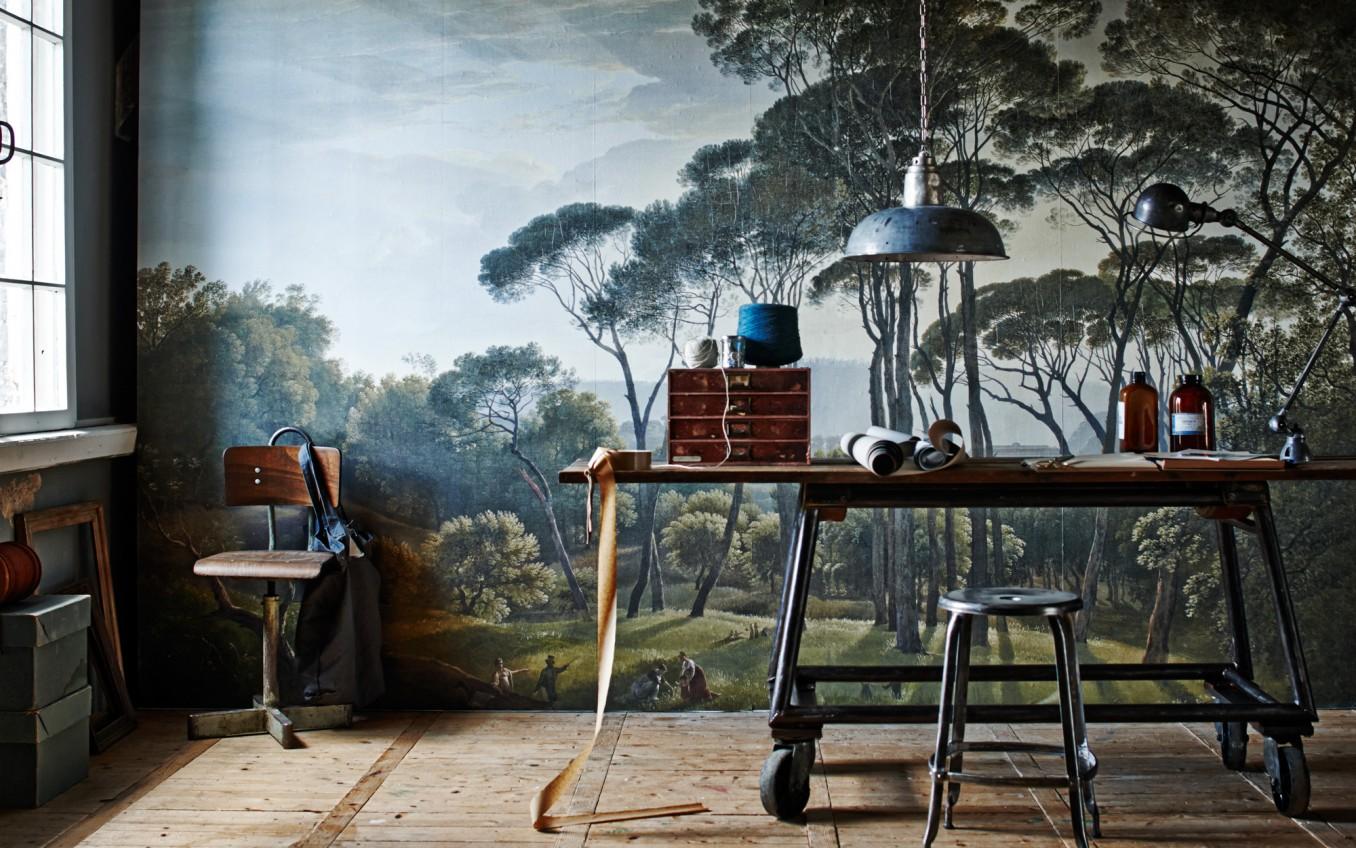 wohnen ist ein waldspaziergang. Black Bedroom Furniture Sets. Home Design Ideas