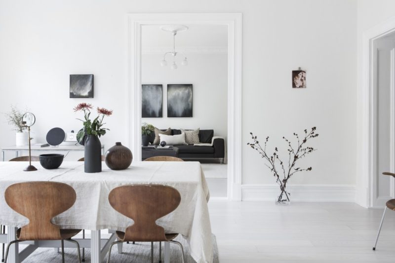 Weiss und warm | Sweet Home