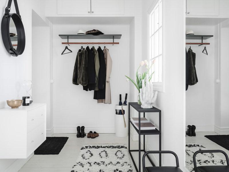 15 gute tipps f r das entree. Black Bedroom Furniture Sets. Home Design Ideas