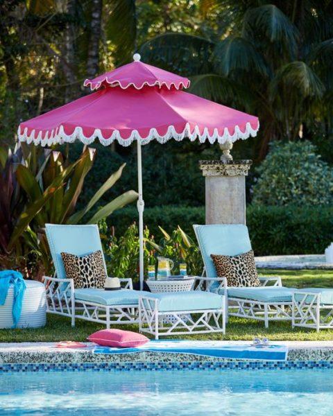 wohnen wie am pool sweet home. Black Bedroom Furniture Sets. Home Design Ideas