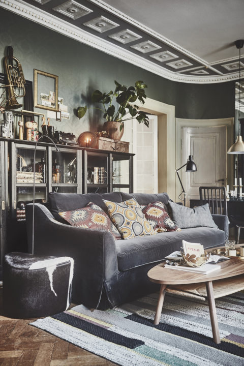 purismus wohnung mit eklektischer einrichtung, maximalismus – der grösste neue wohntrend | sweet home, Design ideen
