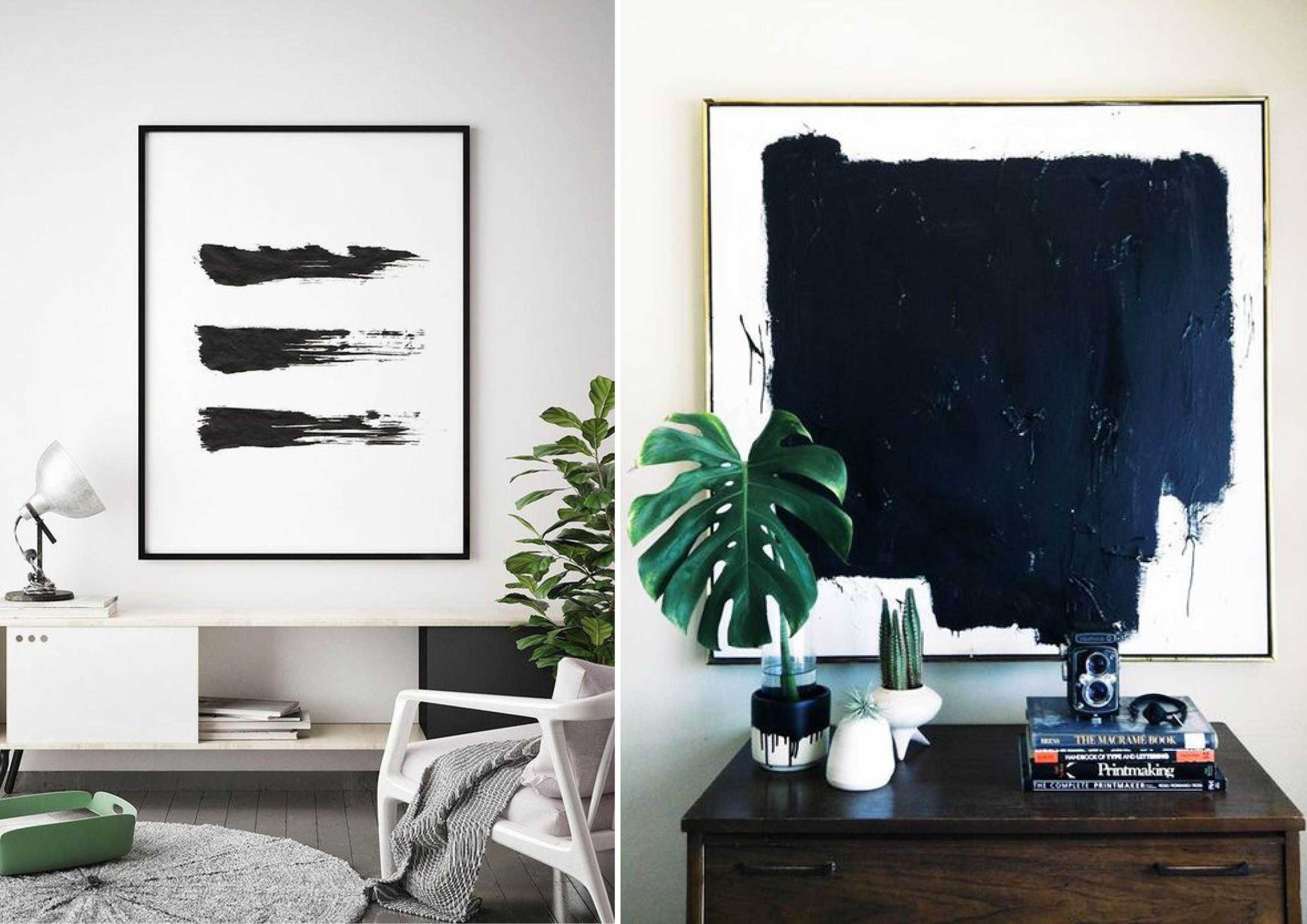 Schwarzmalereien