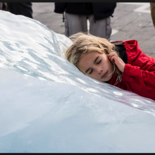 Magisches Eis für Paris