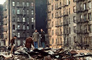Im zerfallenden New York