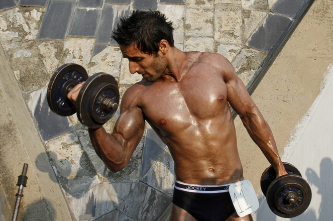 India Kashmir Bodybuilding