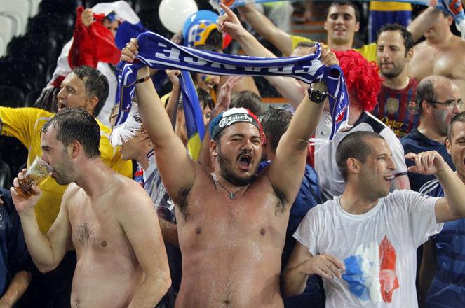 UKR FRA, UKRAINE FRANKREICH, ENDRUNDE, GRUPPENPHASE, VORRUNDE, GRUPPE D, UEFA EURO 2012, EURO 2012, EURO2012, EM 12, EUROPAMEISTERSCHAFT,