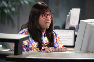 LITTLE BRITAIN USA: David Walliams as Carol Beer. photo: Danny Feld
