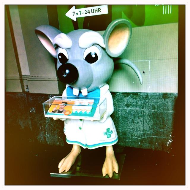 Die böse Maus