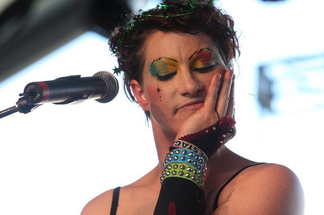 USA COACHELLA MUSIK FESTIVAL 2009