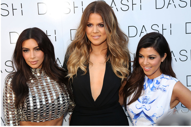 The Kardashian Family Celebrates the Grand Opening of DASH Miami