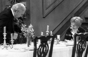 DINNER FOR ONE, SKETCH, SYLVESTER, SYLVESTER SKETCH, DER 90. GEBURTSTAG,