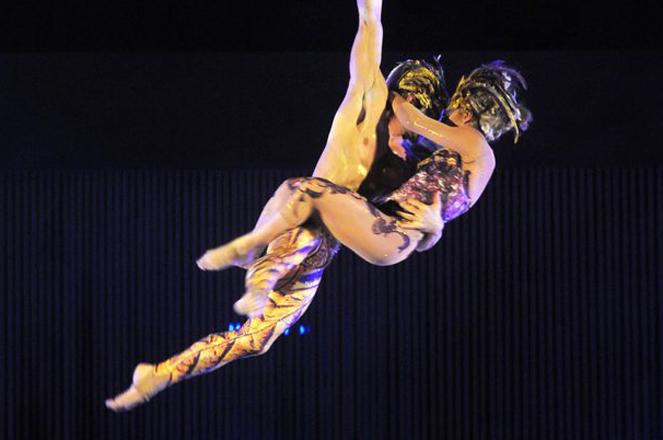 Expo Milano 2015 - Cirque du Soleil