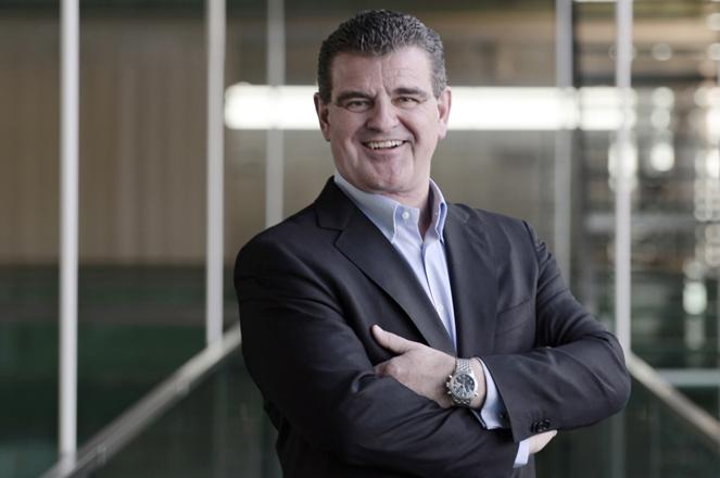 Unternehmer Peter Spuhler, CEO  und Inhaber Stadler Rail Group