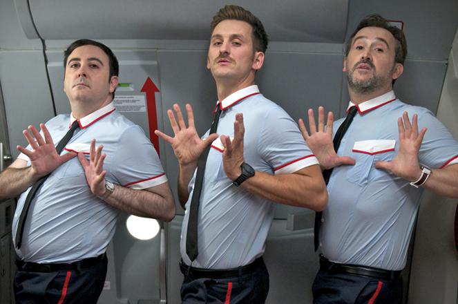 BlogMag Flugbegleiter