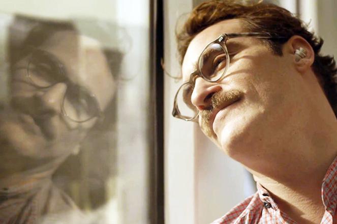 Verliebt sich in ein Betriebssystem: Joaquin Phoenix in Her. (Annapurna Pictures)