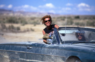 Thelma and Louise  (1991)  Directed by Ridley Scott  Shown from left: Geena Davis, Susan Sarandon