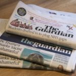 Guardian Newspaper unveils new tabloid format