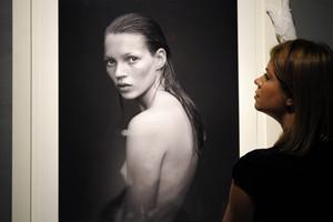 «Nichts fühlt sich so gut an, wie dünn zu sein»: Topmodel Kate Moss irritierte mit dieser Aussage. (Keystone/Facundo Arrizabalaga)